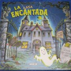 Libros de segunda mano: LA CASA ENCANTADA - NICOLA BAXTER - LIBRO POP-UP - TODOLIBRO (2007). Lote 288356418