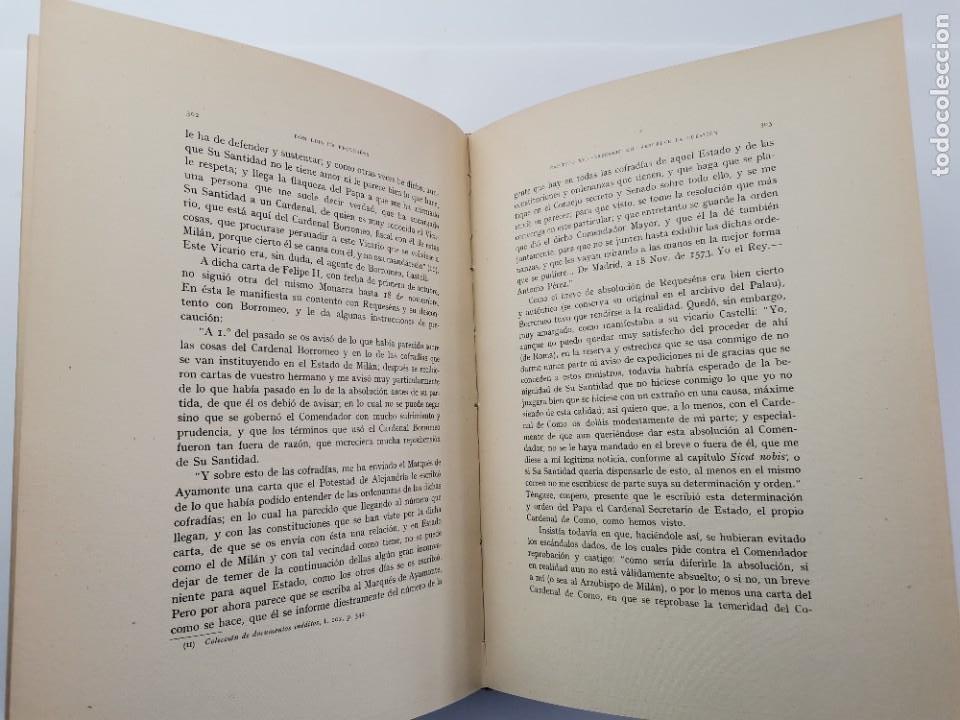 Libros de segunda mano: L-5713. EL COMENDADOR MAYOR DE CASTILLA DON LUIS DE REQUESENS. 1943. - Foto 11 - 288471898