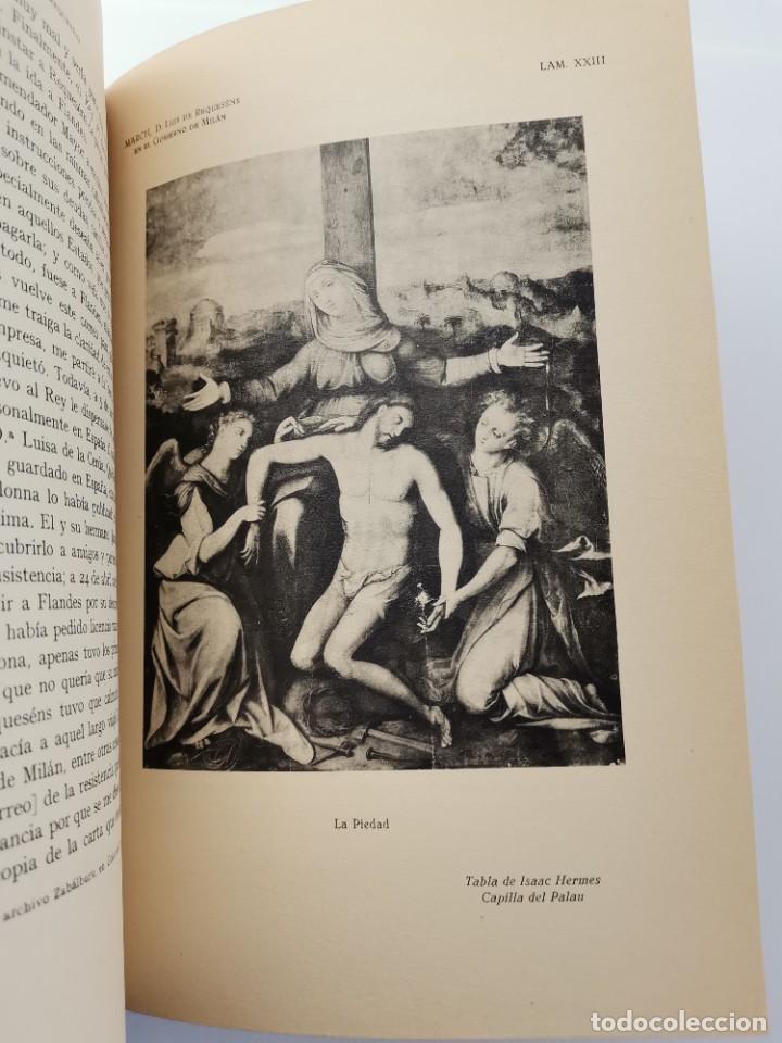 Libros de segunda mano: L-5713. EL COMENDADOR MAYOR DE CASTILLA DON LUIS DE REQUESENS. 1943. - Foto 12 - 288471898