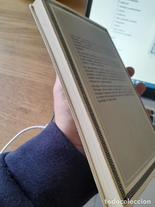 Libros de segunda mano: Bosquejo de un cuadro histórico de los progresos del espíritu humano Condorcet, J.A. Nicolas, - Foto 5 - 288489258