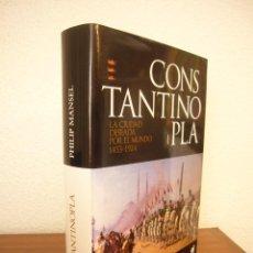 Libros de segunda mano: PHILIP MANSEL: CONSTANTINOPLA. LA CIUDAD DESEADA POR EL MUNDO 1453-1924 (ALMED, 2006) PERFECTO. Lote 288512848
