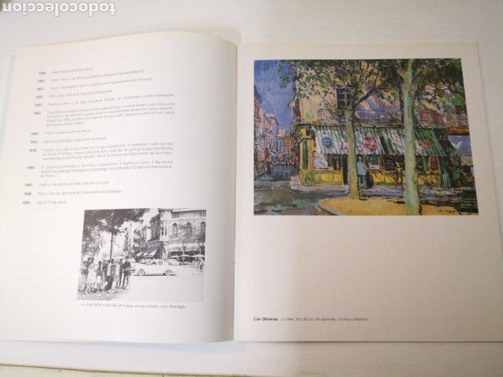 Libros de segunda mano: JOSEP AMAT. CATÁLOGO ESCENES DESTIU DE FESTA MAJOR, 2001 - Foto 3 - 288534213