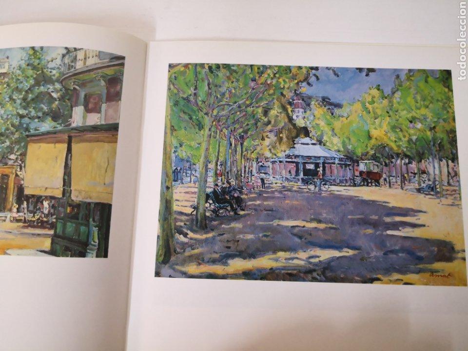 Libros de segunda mano: JOSEP AMAT. CATÁLOGO ESCENES DESTIU DE FESTA MAJOR, 2001 - Foto 4 - 288534213