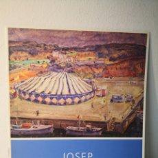 Libros de segunda mano: JOSEP AMAT. CATÁLOGO ESCENES D'ESTIU DE FESTA MAJOR, 2001. Lote 288534213