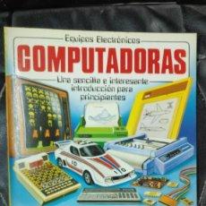 Libros de segunda mano: EQUIPOS ELECTRONICOS COMPUTADORAS PLESA. Lote 288549208