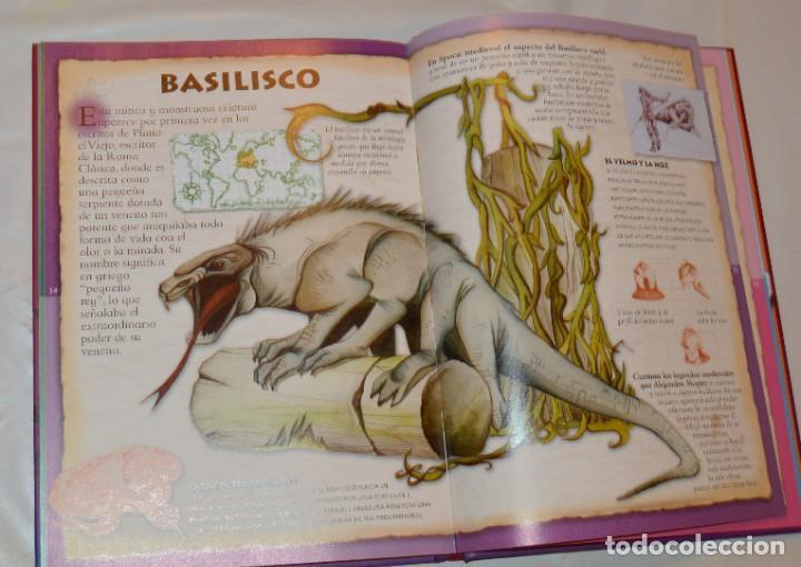Libros de segunda mano: CRIATURAS MITOLÓGICAS - SUSAETA - ILUSTRADO - Foto 2 - 288583853