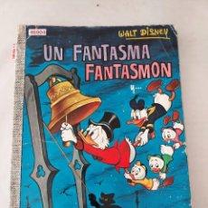 Libros de segunda mano: 46904 - UN FANTASMA FANTASMON - WALT DISNEY - AÑO 1969. Lote 288609643