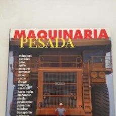 Libros de segunda mano: MAQUINARIA PESADA GRAN FORMATO 35 X 35 CM COMO NUEVO ERIK BRUUN Y BUZZY KEITH. Lote 288610733
