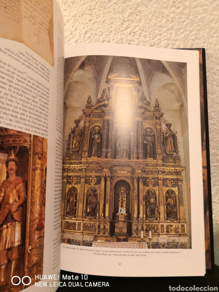 Libros de segunda mano: Art ide cistell I de relleu escultura mallorquina del segle XVII - Foto 6 - 288613068