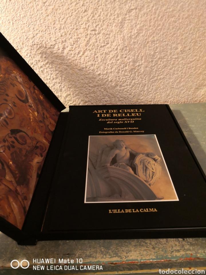 Libros de segunda mano: Art ide cistell I de relleu escultura mallorquina del segle XVII - Foto 8 - 288613068
