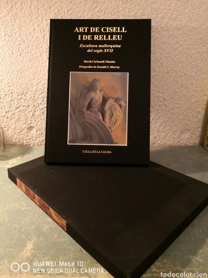 ART IDE CISTELL I DE RELLEU ESCULTURA MALLORQUINA DEL SEGLE XVII (Libros de Segunda Mano - Bellas artes, ocio y coleccionismo - Otros)