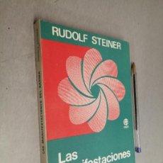 Libros de segunda mano: LAS MANIFESTACIONES DEL KARMA / RUDOLF STEINER / ED. KIER 1ª EDICIÓN 1985 - BUENOS AIRES. Lote 288907868