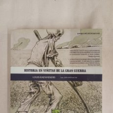 Libros de segunda mano: RAEMAEKWRS, LOUIS. HISTORIA EN VIÑETAS DE LA GRAN GUERRA. Lote 288925718