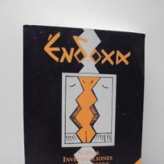 Libros de segunda mano: NUEVAS INVESTIGACIONES SOBRE Y DESDE GUINEA ECUATORIAL. ENDOXA SERIES FILOSOFICAS Nº 37. UNED. Lote 288987008