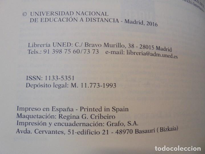 Libros de segunda mano: NUEVAS INVESTIGACIONES SOBRE Y DESDE GUINEA ECUATORIAL. ENDOXA SERIES FILOSOFICAS Nº 37. UNED - Foto 9 - 288987008