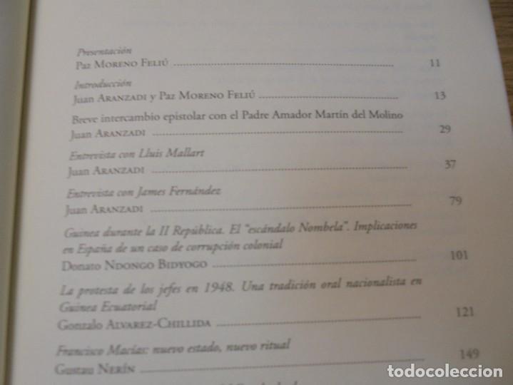 Libros de segunda mano: NUEVAS INVESTIGACIONES SOBRE Y DESDE GUINEA ECUATORIAL. ENDOXA SERIES FILOSOFICAS Nº 37. UNED - Foto 10 - 288987008