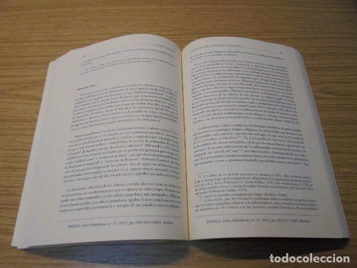 Libros de segunda mano: NUEVAS INVESTIGACIONES SOBRE Y DESDE GUINEA ECUATORIAL. ENDOXA SERIES FILOSOFICAS Nº 37. UNED - Foto 17 - 288987008
