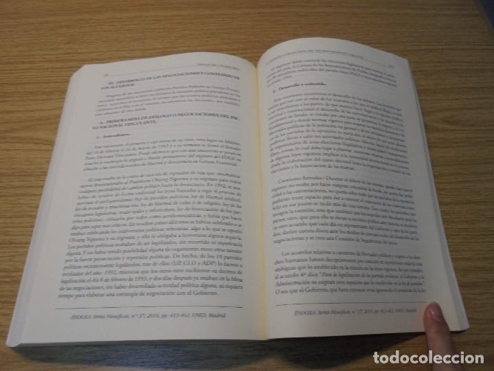 Libros de segunda mano: NUEVAS INVESTIGACIONES SOBRE Y DESDE GUINEA ECUATORIAL. ENDOXA SERIES FILOSOFICAS Nº 37. UNED - Foto 18 - 288987008