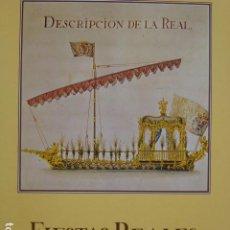 Libros de segunda mano: FIESTAS REALES EN EL REINADO DE FERNANDO VI. CARLOS BROSCHI FARINELLI. Lote 288988058