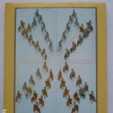 Libros de segunda mano: LAS PAREJAS, JUEGO HÍPICO DEL SIGLO XVIII. DOMENICO ROSSI. Lote 288988638