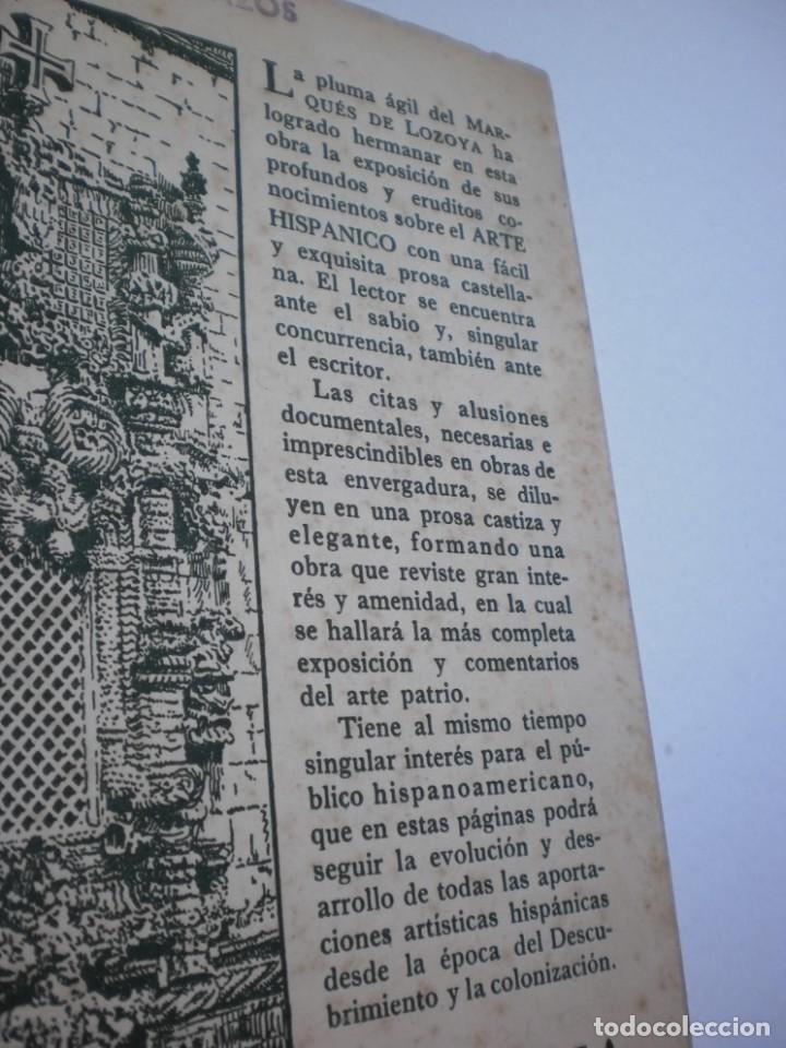 Libros de segunda mano: historia de españa y su influencia en la historia universal. A BALLESTEROS (publicidad, leer) - Foto 2 - 288995303