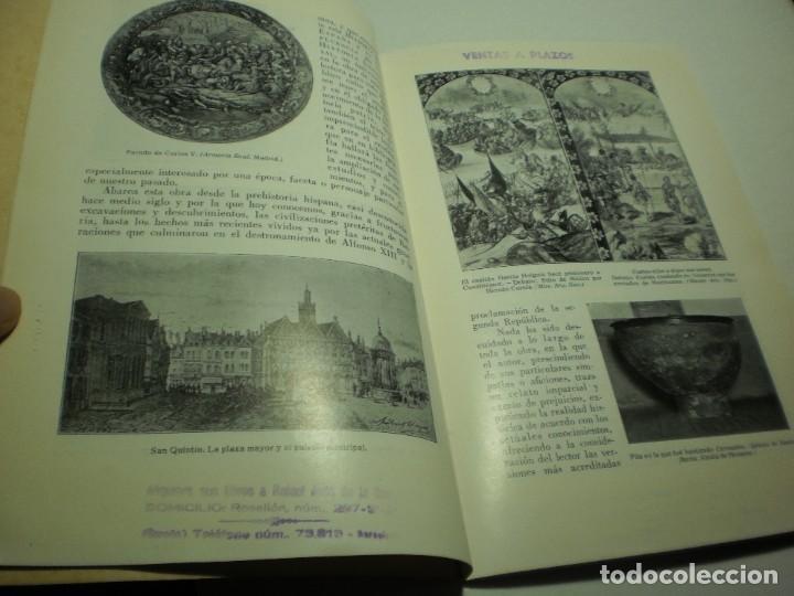 Libros de segunda mano: historia de españa y su influencia en la historia universal. A BALLESTEROS (publicidad, leer) - Foto 3 - 288995303