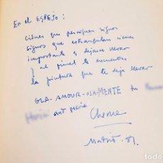 Libros de segunda mano: CATÁLOGO CHEMA COBO - GALERÍA VANDRÉS - 1981. Lote 289239143