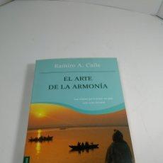 Libros de segunda mano: EL ARTE DE LA ARMONÍA. RAMIRO A CALLE. BOOKET.. Lote 289333413