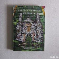 Libros de segunda mano: A FESTA DOS MAIOS DE MARÍN - CLODIO GONZÁLEZ. Lote 289520823