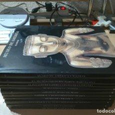 Libros de segunda mano: MUSEO AMERICA, FREDERIC MARES, ZAPORTA, INFANTA, SOROLLA, PRADO, JACA, CERAMICA, PATRIARCA, ZARAGOZA. Lote 289533988