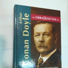 Libros de segunda mano: ARTHUR CONAN DOYLE OBRAS SELECTAS SA5723. Lote 289559558