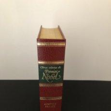 Libros de segunda mano: ANATOLE FRANCE. 1921. OBRAS SELECTAS DE PREMIOS NOBEL. EDITORIAL PLANETA. Lote 289597628