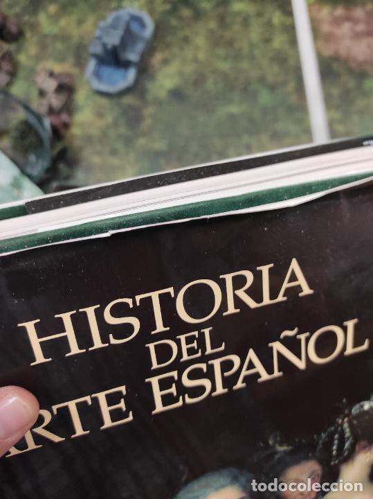 Libros de segunda mano: TOMO NOVENO HISTORIA DEL ARTE ESPAÑOL LA EPOCA DE LAS REVOLUCIONES DE GOYA A LA MODERNIDAD - Foto 2 - 289702808