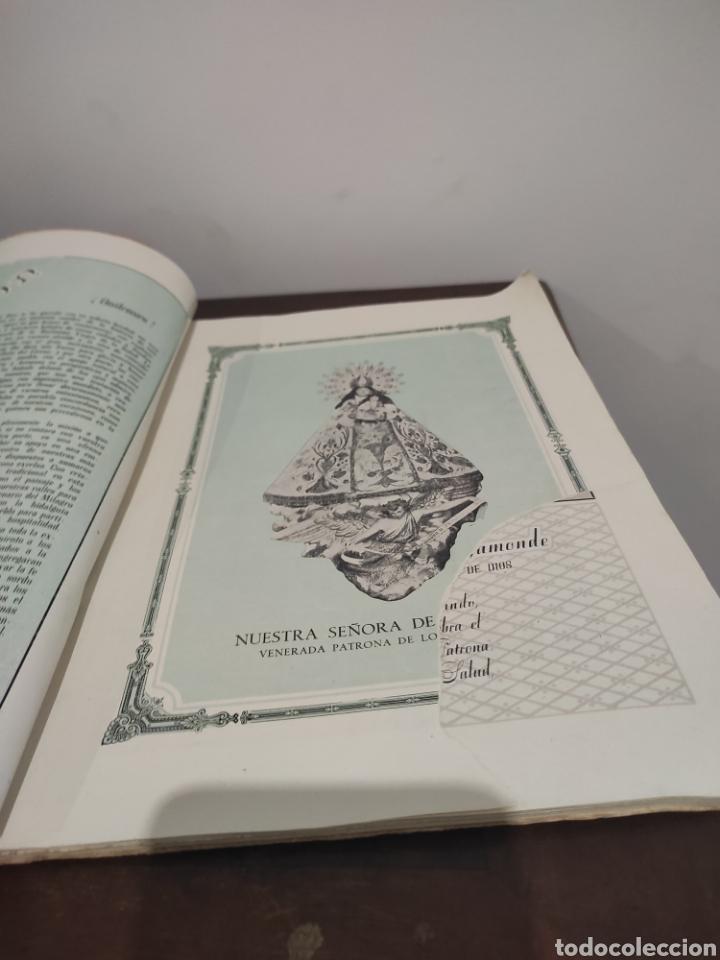 Libros de segunda mano: ONIL EN EL III CENTENARIO DE LA VIRGEN DE LA SALUD. 1948 LIBRO FIESTAS - Foto 2 - 289705463