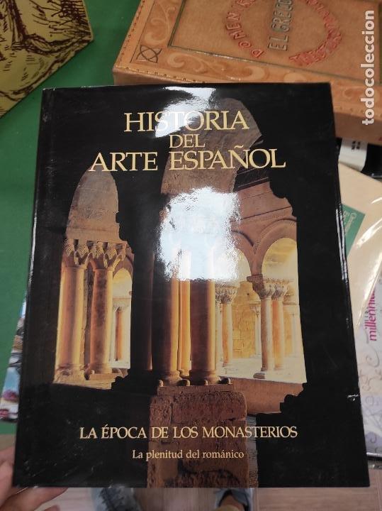 HISTORIA DEL ARTE ESPAÑOL, IV. LA ÉPOCA DE LOS MONASTERIOS: LA PLENITUD DEL ROMÁNICO / JOAN SUREDA (Libros de Segunda Mano - Bellas artes, ocio y coleccionismo - Otros)