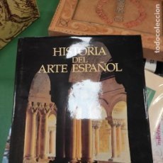 Libros de segunda mano: HISTORIA DEL ARTE ESPAÑOL, IV. LA ÉPOCA DE LOS MONASTERIOS: LA PLENITUD DEL ROMÁNICO / JOAN SUREDA. Lote 289706798