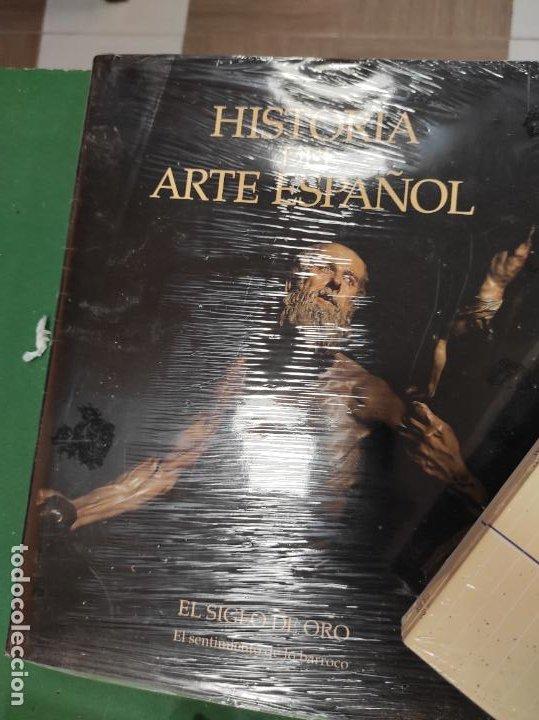 EL SIGLO DE ORO, EL SENTIMIENTO DE LO BARROCO / HISTORIA DEL ARTE ESPAÑOL / PLANETA LUNWERG (Libros de Segunda Mano - Bellas artes, ocio y coleccionismo - Otros)