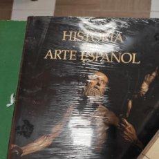 Libros de segunda mano: EL SIGLO DE ORO, EL SENTIMIENTO DE LO BARROCO / HISTORIA DEL ARTE ESPAÑOL / PLANETA LUNWERG. Lote 289706913