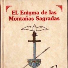 Libros de segunda mano: ERNESTO BARÓN : EL ENIGMA DE LAS MONTAÑAS SAGRADAS (ALCIONE, 1995). Lote 289707443