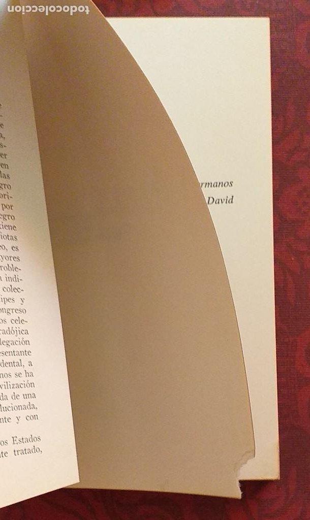 Libros de segunda mano: Nadie sabe mi nombre. James Baldwin. Lumen. Palabra en el tiempo 1970. 1ª edición! - Foto 3 - 289711338