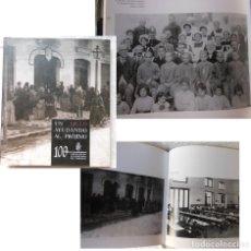 Libros de segunda mano: ASOCIACIÓN VALENCIANA DE CARIDAD : UN SIGLO AYUDANDO AL PRÓJIMO. 2007 RAFAEL BRINES LLORENTE. Lote 289714238