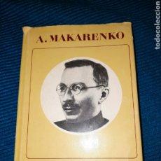 Libros de segunda mano: A. MAKARENKO, LA COLECTIVIDAD Y LA EDUCACIÓN DE LA PERSONALIDAD. EDITORIAL PROGRESO 1977,EN ESPAÑOL. Lote 289765203