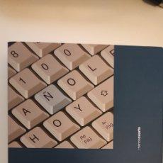 Libros de segunda mano: 100 NARRADORES ESPAÑOLES DE HOY, JOSÉ MARÍA POZUELO YVANCOS (COMO NUEVO). Lote 289860468
