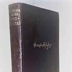 Libros de segunda mano: SANTA TERESA DE JESUS ... OBRAS COMPLETAS ... AGUILAR 1957. Lote 289869938