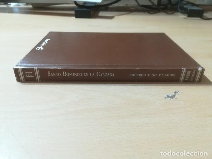 Libros de segunda mano: SANTO DOMINGO EN LA CALZADA / EDUARDO T GIL DE MURO / ARAGON BOIRA IBERCAJA / ALL41 - Foto 2 - 289901918