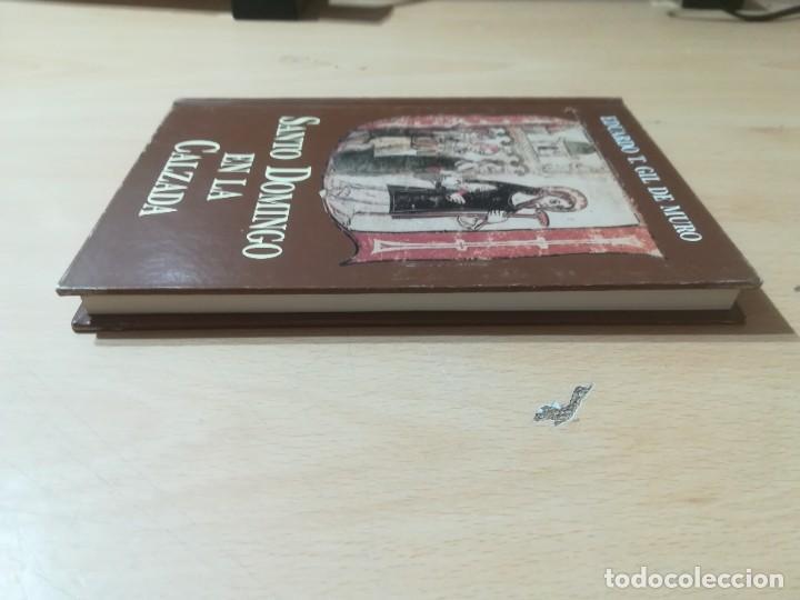 Libros de segunda mano: SANTO DOMINGO EN LA CALZADA / EDUARDO T GIL DE MURO / ARAGON BOIRA IBERCAJA / ALL41 - Foto 3 - 289901918