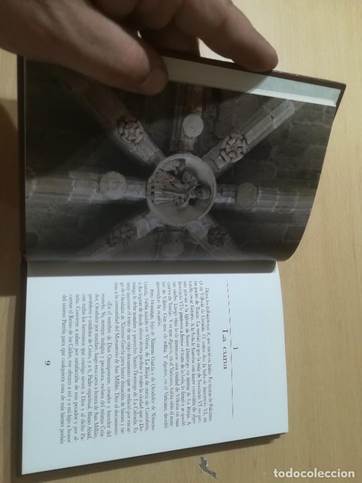 Libros de segunda mano: SANTO DOMINGO EN LA CALZADA / EDUARDO T GIL DE MURO / ARAGON BOIRA IBERCAJA / ALL41 - Foto 10 - 289901918
