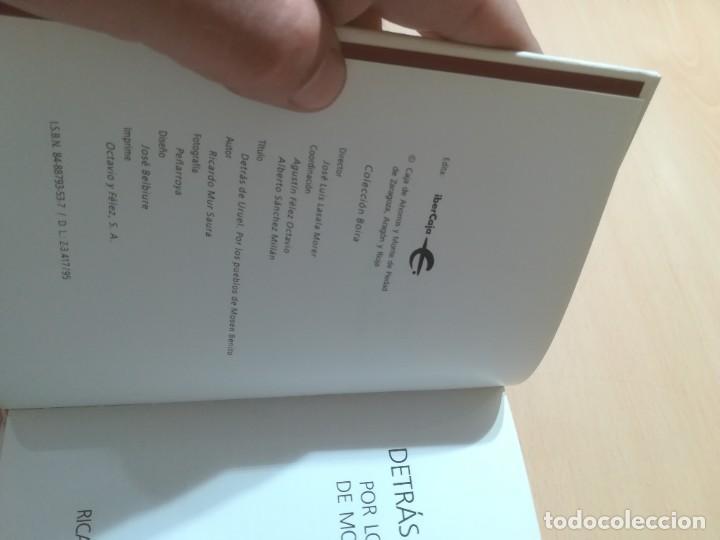 Libros de segunda mano: DETRÁS DE URUEL, POR LOS PUEBLOS DE MOSEN BENITO / RICARDO MUR SAURA / ARAGON BOIRA IBERCAJA / ALL41 - Foto 6 - 289902038