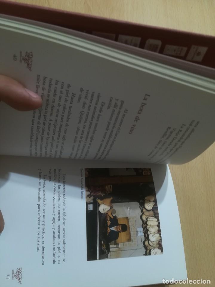 Libros de segunda mano: RUTA DEL VINO DE RIOJA / JOSE MARIA MARTINEZ DEL CAMPO / ARAGON BOIRA IBERCAJA / ALL41 - Foto 12 - 289902518
