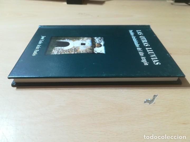 Libros de segunda mano: LAS OTRAS LLUVIAS / PUEBLOS DESHABITADOS DEL ALTO ARAGON / ARAGON BOIRA IBERCAJA / ALL41 - Foto 3 - 289902853